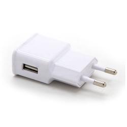 Carregador USB de tomada 2A