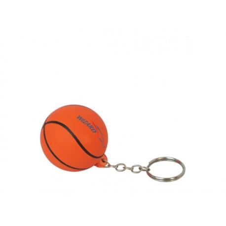 Chaveiro Bola de Basket Anti Stress