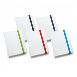 Caderno Moleskine Branco 9cm x 14cm
