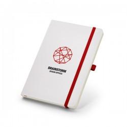Caderno Moleskine Capa Dura Branco 13,7 x 21cm