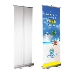 Roll Up Banner 80cm x 200cm