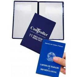 Porta Carteira Profissional Trabalho CLT