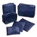 Organizador de malas - 6 Peças