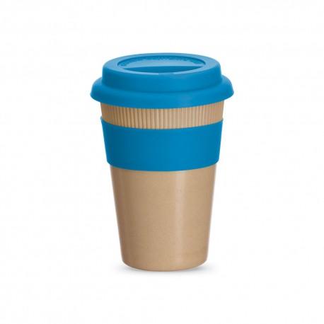 Copo de Café Fibra de Bambu Personalizado com Pegador