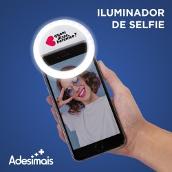 Iluminador de selfie