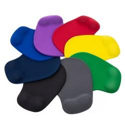 Mouse Pad Personalizado Ergonômico Colors