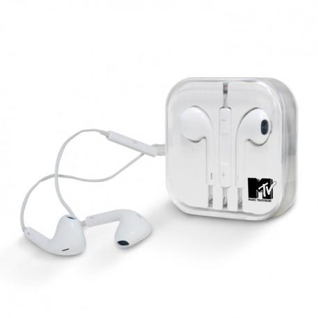 Fone de Ouvido Personalizado com microfone