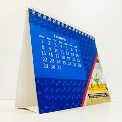 Calendário de Mesa - 15x12,5 cm