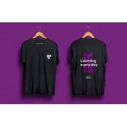 Camiseta Personalizada Algodão Penteado