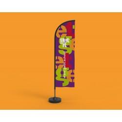 Wind Banner Bandeirola Personalizada