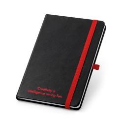 Caderno Capa Dura Personalizado Com Elástico