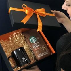 Kit Presente Coffe Starbucks