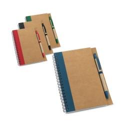 Caderno Personalizado B6 Espiral