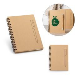 Caderno Personalizado B6 Capa Dura