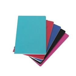 Caderneta Grande tipo Moleskine