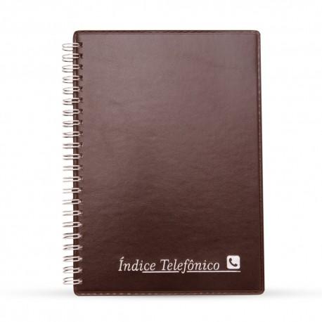 Caderneta Índice Telefônico