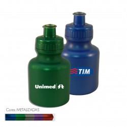 squeeze cores metalizadas 300ml