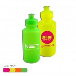 garrafa plástica squeeze 550ml