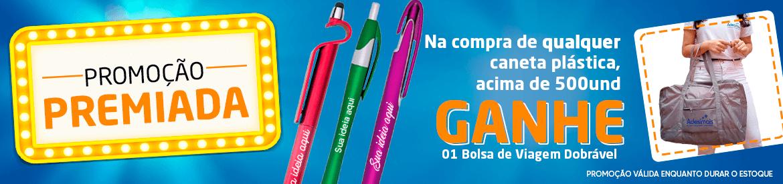 promoção compra premiada canetas